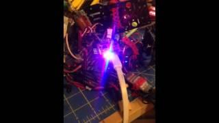 Naze32 LED light error