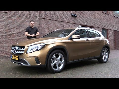 mercedes benz gla 2018 drive in depth review interior exterior night youtube. Black Bedroom Furniture Sets. Home Design Ideas