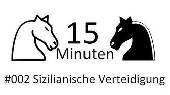 15 Min Schach [DE] #002 guchu (1764) - Sizilianische Verteidigung