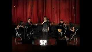 Migas de silencio Acentos Conjunto Instrumental con Marcela Valencia. Migas de Silencio