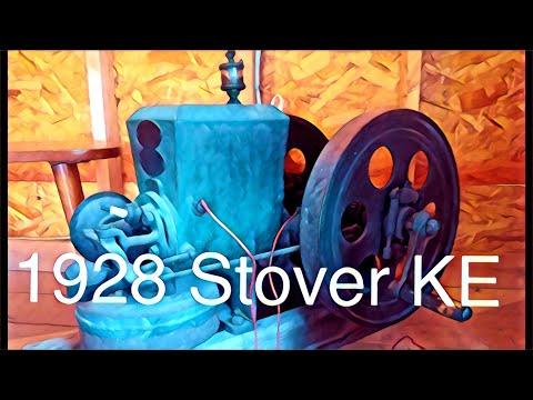 1928 1.5 hp Stover Ke