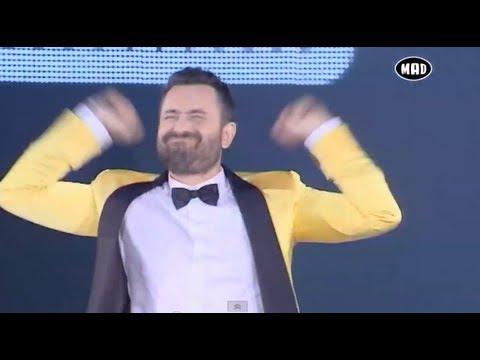 Ο Θέμης Γεωργαντάς χορεύει Gangnam Style! (Mad VMA 2013 by Vodafone)