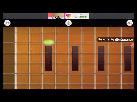 Boneka abdi guitar