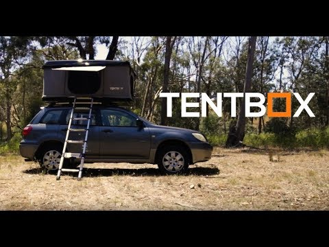 Roof Top Tent | Full Tour and Demonstration | TentBox