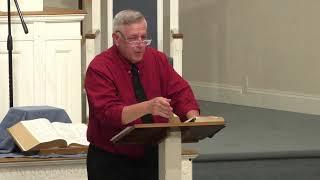 Wednesday Bible Study (7/28/21)
