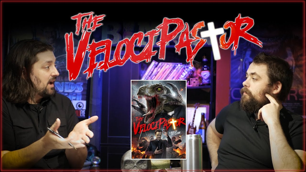 Download The Velocipastor (2019) Dinosaur Horror Comedy Movie Review