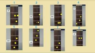 Acoustic Blues Guitar Lessons - Some Dylan Picking