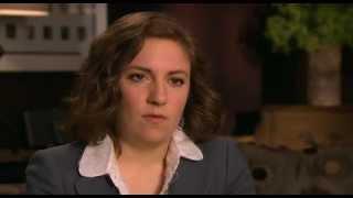 """Lena Dunham on """"Creative Nonfiction"""""""