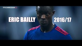 Eric Bailly - The Beginning - Amazing Defensive Skills & Passes - 2016 HD