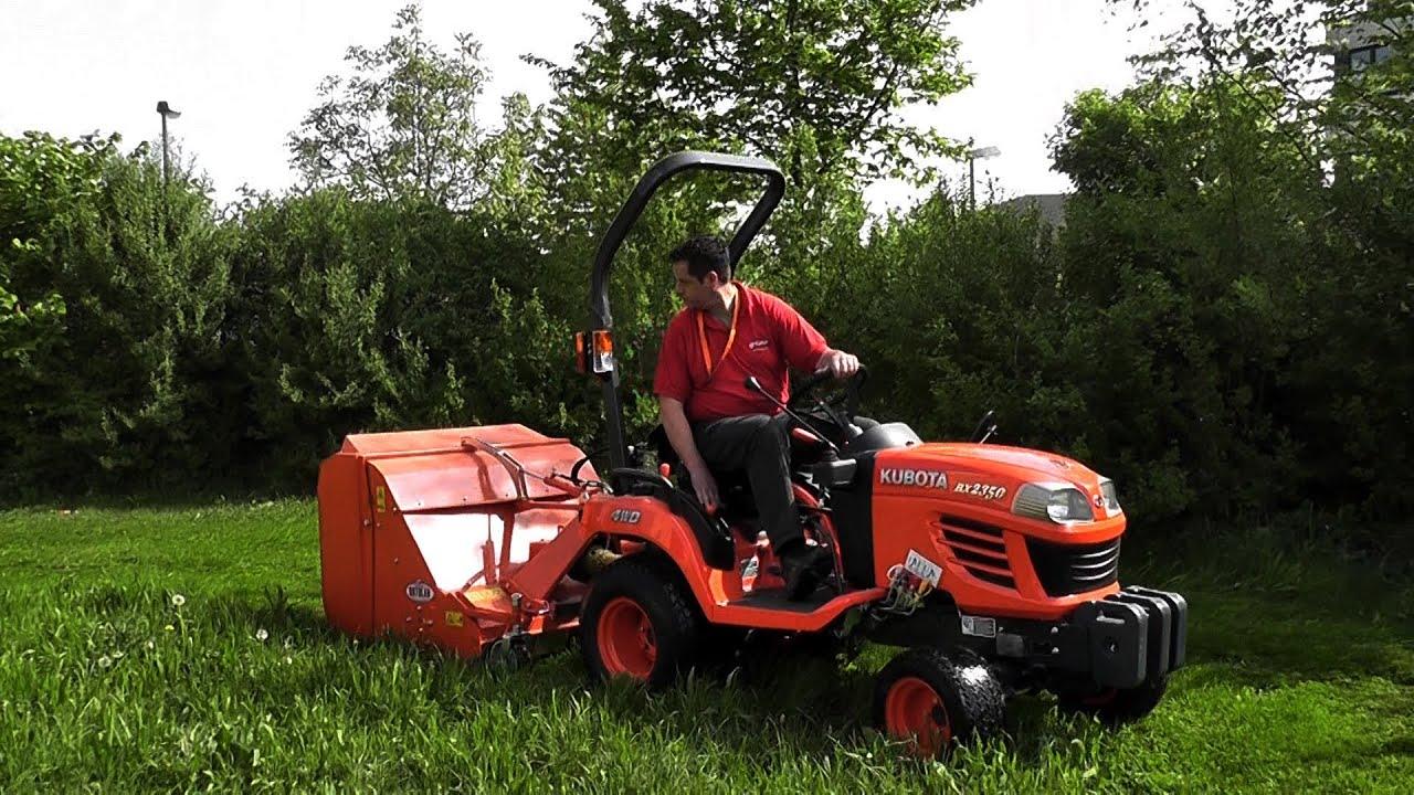 Kubota Bx Tractor Cover : Kubota bx mit ortolan t doovi