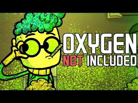 ОЧИСТКА ВОДЫ ОТ МИКРОБОВ! |9| Oxygen Not Included: Ranching Upgrade Mark 2