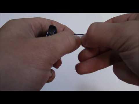 Motorola Droid Mini SIM Card Installation Tutorial