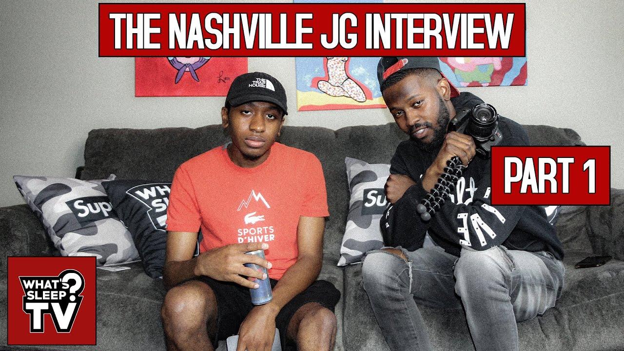 "Nashville JG Talks Success On YouTube, ""The YouTube Hustle"", & Surpassing 4 Million Views"