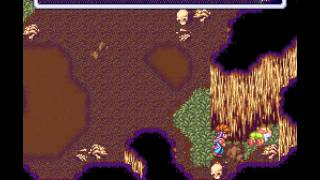 Secret of Mana - First Boss SOM - User video