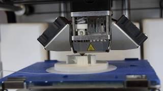 University of Edinburgh uCreate studio - Build plate calibration