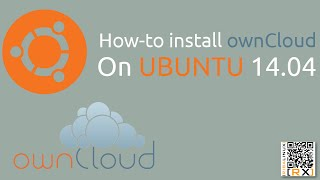 How-to install ownCloud On UBUNTU 14.04 [HD]