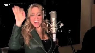 Mariah Carey - RECORDING STUDIO COLLECTION 1990 - 2018