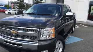 (sold) 2010 Chevrolet Silverado Preview, For Sale At Valley Toyota Scion In Chilliwack B.c. # 15496a