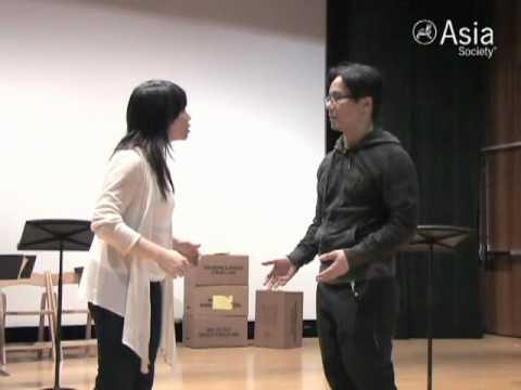 BD Wong in Heading East A Musical  May 2426 at Asia Society NY