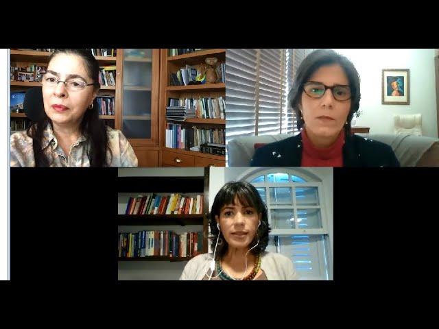 Fórum Brasileiro de Segurança Pública - Entrevista com a Coordenadora - psicóloga Juliana Martins