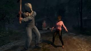 Новый трейлер игры «Friday the 13th: The Game» под трек 80-х «Killer»!