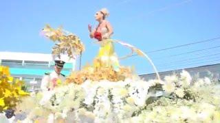 Batalla de Flores 2016. Marcela García Caballero