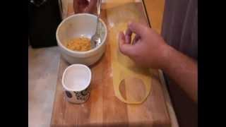 Butternut Squash Ravioli & Sage Brown Butter - Noreciperequired.com
