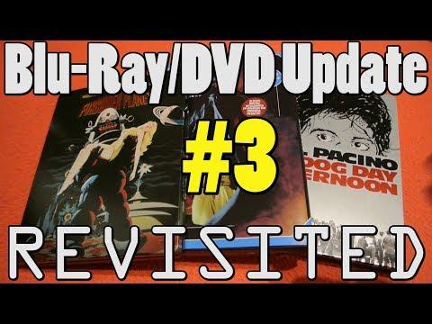 Blu-Ray / DVD Update Revisited #3 FILME FILME FILME STEELBOOKS