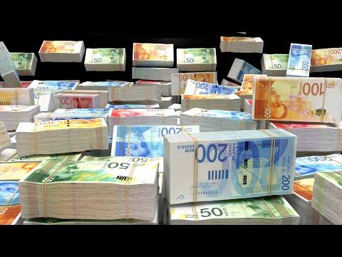 BILLIONS Of ISRAELI SHEKEL :: Wealth Visualization, Manifestation, Abundance HD
