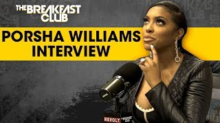 Porsha Williams Talks Motherhood, Finding A Good Man, RHOA Drama + More