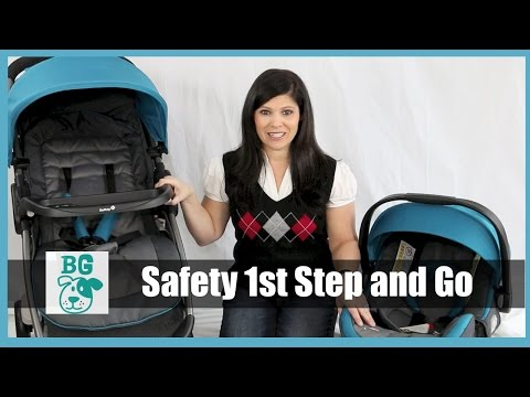 Bg Review Safety 1st Step And Go Stroller For Baby Youtube