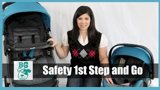 BG Review: Safety 1st Step and Go Stroller for Baby