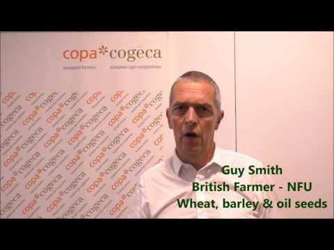 #Farmers4Glyphosate - Guy Smith, British farmer - NFU