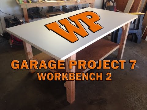 Garage Project 7 – Workbench 2