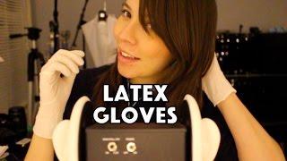 ASMR Latex Gloves!