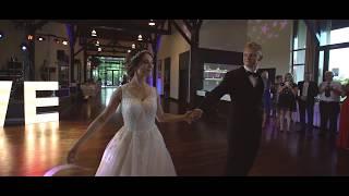 """Pierwszy Taniec Ada&Paweł - Calum Scott """"You Are The Reason""""- wedding dance Video"""