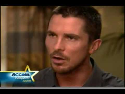 Christian Bale /  My Favorite Interview