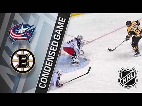 Columbus Blue Jackets vs Boston Bruins March 19, 2018 HIGHLIGHTS HD