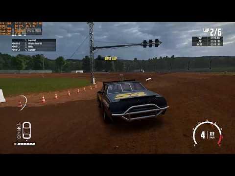 """Wreckfest - """"Bloomfield Speedway: Dirt Oval"""""""