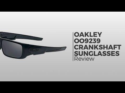 23aee0b996 Oakley OO9239 CRANKSHAFT Polarized Sunglasses