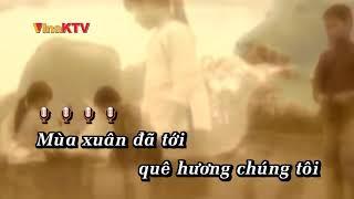 Karaoke Việt Nam Quê Hương Tôi - Trọng Tấn