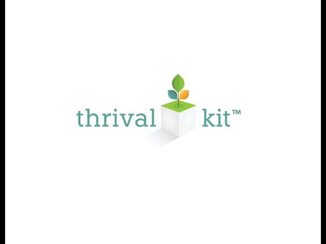 Thrival Kits: Changing Classrooms, Changing Lives