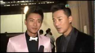 Ch?p hinh l?ch TVB 2013 - Hu?nh Tong Tr?ch (Bosco Wong), Linda, Raymond, Kate, Aimee