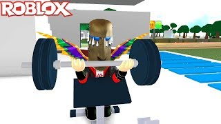 Roblox - France The Island Gym - France Gym Island - France MinhMaMa MinhMaMa MinhMaMa