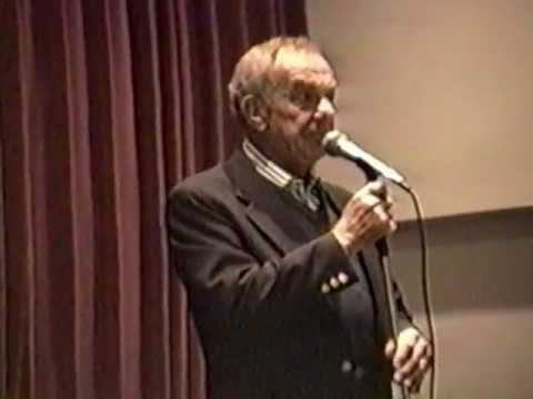 Jack Carter at the Friars Club 1992