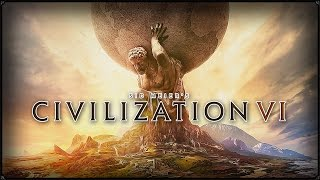 civilization 6 gameplay  Цивилизация 6 на русском. Превью игрового процесса!