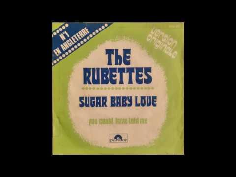 The Rubettes - Sugar Baby Love (1974)