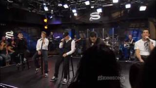"New Kids On The Block ""2 In The Morning"" (AOL Sessions)"