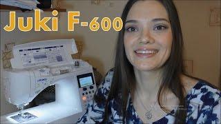 видео Швейные машинки Juki