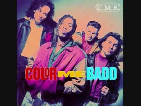 I wanna sex you up color me badd release date